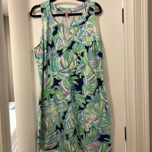 Lilly Pulitzer: sleeveless dress, never worn